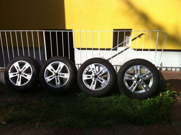 Original Ersatzwinterreifen von Pirelli mit