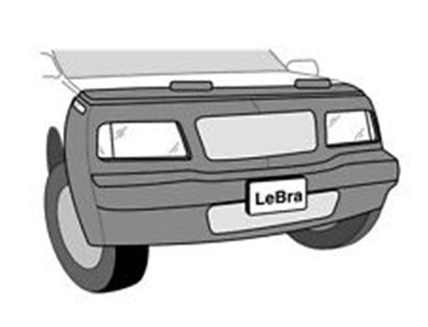 Car Bra Automaske 2 tlg