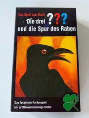 Kartenspiel 3 Fragezeichen und die