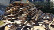 Brennholz zu verschenken