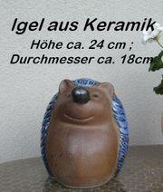 Keramikfigur IGEL