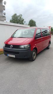 VW-Bus T5 Entry 9 Sitzplätze