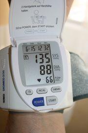 Blutdruckmessgerät Handgelenk Digimed 2 30