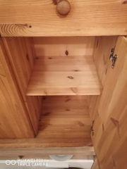 sideboard massiv Holz 116cm x42cm