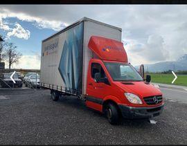 Kleinbusse, -transporter - Mercedes Sprinter