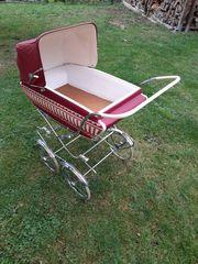 Puppenwagen von 1965 Original