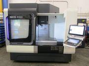 DMG MORI NVX 5100 3-Achsen-CNC-Vertikal-Bearbeitungszentrum