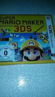 Super Mario Maker für 3DS
