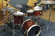 Padouk Schlagzeug Antiko
