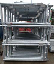 Fassadengerüst mit 3m Feld Stahlboden