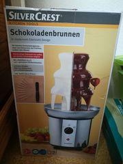 Schokoladenbrunnen aus Edelstahl rostfrei 2