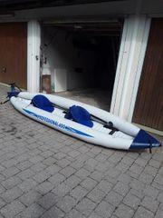Schlauchboot Kajak für 2 Personen