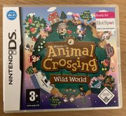 Animal Crossing Wild World Nintendo