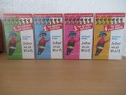 Videokassetten für Kinder