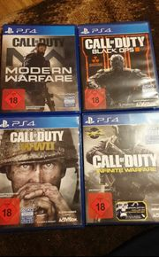 Call of duty ps4 spiele