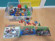 Lego Minecraft top zustand