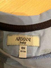Armani Baby Shirt Gr 82cm
