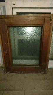 Badfenster aus Holz Doppelverglasung 60