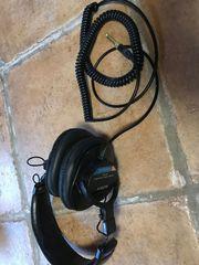 Kopfhörer Sony MDR 7506 Studiostandard