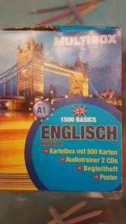 Englisch Sprachkurs Anfänger A1