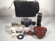 Edixa Reflex Ba Kamera mit