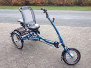 Pfau Tec Elektro Dreirad Behindertenrad