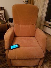 elektrischer Relax-Sessel von Himolla wie