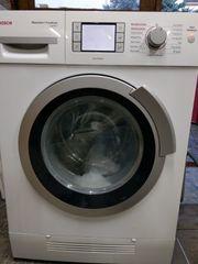 Bosch waschmaschine mit Trockner