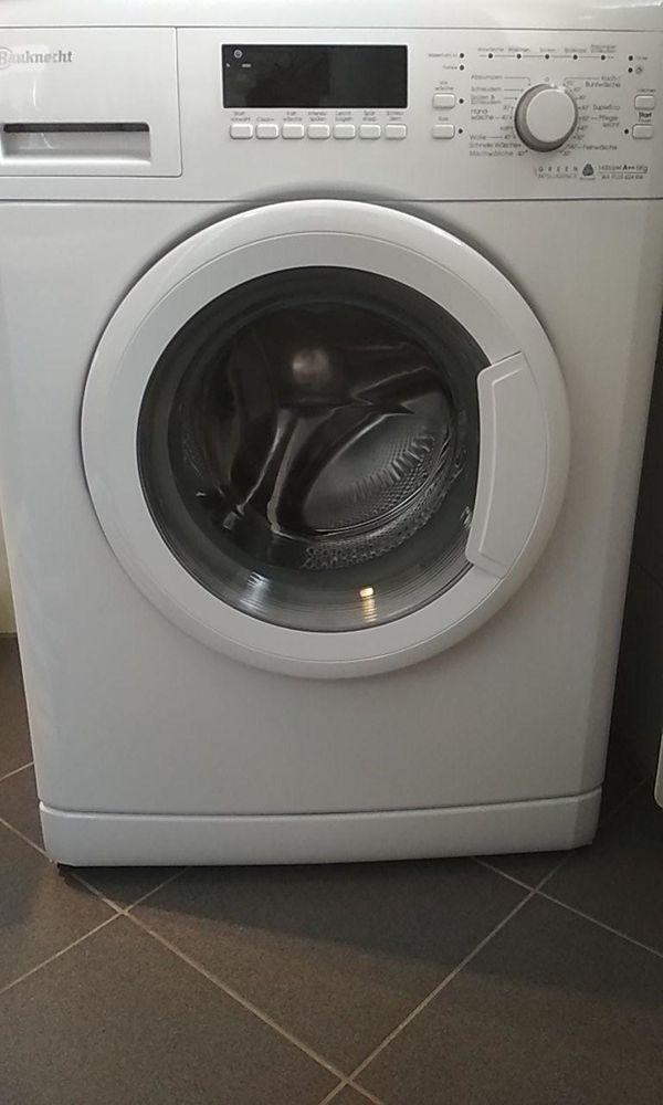 Bauknecht Waschmaschine plus 624 bw