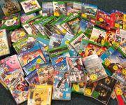 Super Große Sammlung An Konsolenspiele