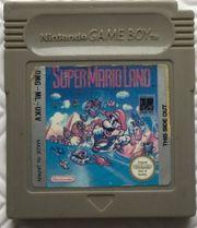 Nintendo GameBoy Spiel Super Mario
