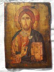 Ikone Jesus aus Griechenland Türkei