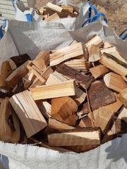 Brennholz - kostenlose Lieferung