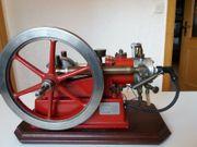 Verbrennungsmotor Stationärmotor 4-Takt- Modellmotor