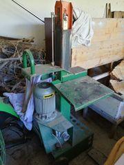 Gebrauchter Holzspalter Anschluss 380 V