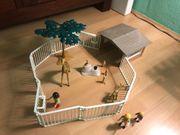 Playmobil Zoo mit Giraffen und