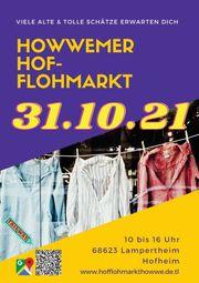 Flohmarkt Sonntag 31 10 - Hunderte