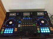Pioneer 4-Kanal DJ Controller DDJ-RZX