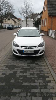 4 Jahre alter Opel Astra