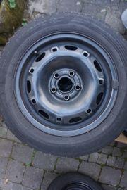 4x Stahlfelge 5J14H2 ET35 VW