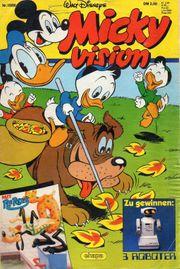 24 Micky Maus Hefte Mickyvision