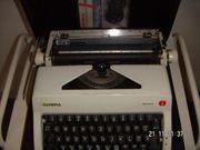 3 antike Schreibmaschinen mechanisch