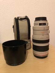 Canon EF 100-400mm f 4
