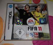 FIFA 11 Nintendo DS 2010