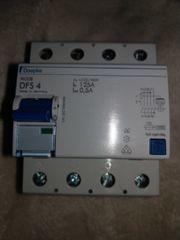 Doepke FI-Schalter 09177901 Typ DFS4