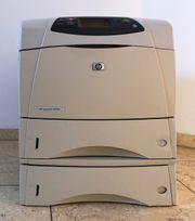 HP LaserJet 4250 N mit