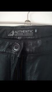 Original Lederhose - Biker - Taille 48cm