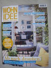 Zeitschrift Wohn Idee Nr 5
