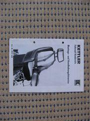 Kettler Kinder-Fahrradsitz