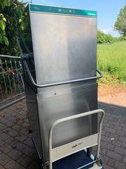 Ackermann Bobeck Haubenspühlmaschine HGS 540